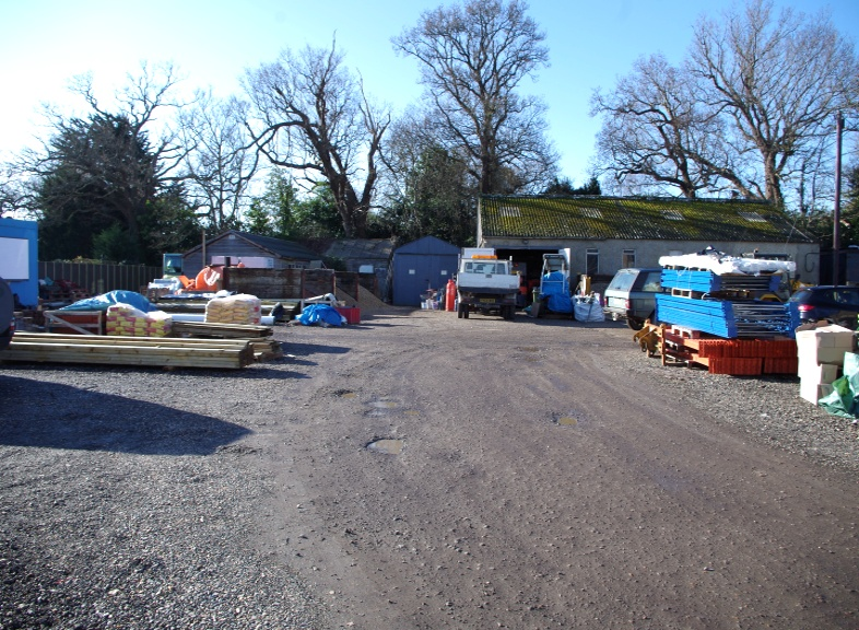 Bembridge Building Supplies The Yard