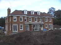 A38 York Handmade Brick  65mm Old Clamp  Englefield Green, Surrey