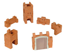 3500 Castle brick kit. Available from the shop