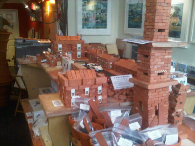 ClayClay mini brick building kits