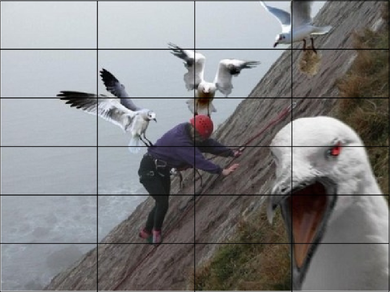 Mini Brick Jigsaws  Seagulls 24 pieces £5.00 (magnetic)