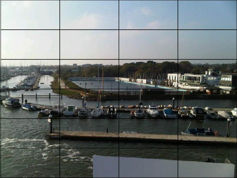 Mini Brick Jigsaws  Lymington Harbour. 24 pieces £5.00 (magnetic)
