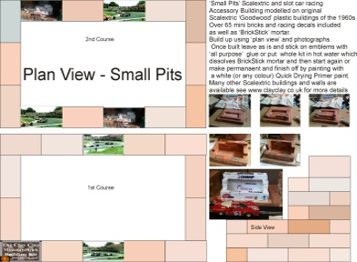 Small Pits Plans