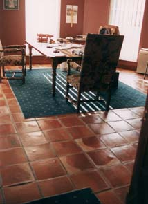 Terracotta Floor Tiles 30*30cm
