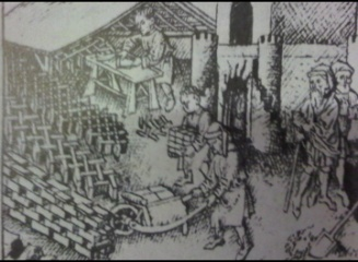 Brickmaking 1475 Utrecht