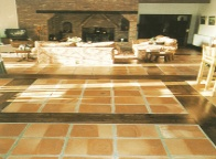 Terracotta Floor Tiles 30*30cm Seconds